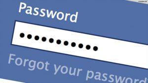3 kiểu mật khẩu facebook