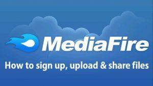 Chia sẻ tài khoản Mediafire 50GB