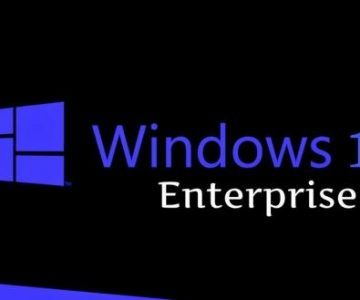 ISO Window 10 Enterprise 64 tối ưu