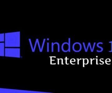ISO Window 10 Enterprise 64 tối ưu